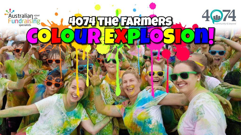 4074 the Farmers Colour Explosion
