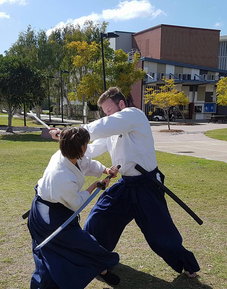 Japanese Sword classes, Aikijutsu Classes, and Childrens' classes